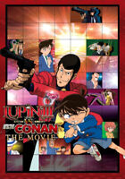 Lupin the 3rd Vs Detective Conan The Movie DVD