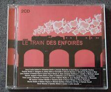 Restos du coeur, le train des enfoirés 2005  - goldman mc solaar ect, 2CD