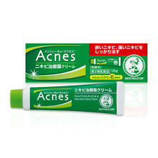 Rohto Mentholatum Acnes Medicated RED Acne Gel Against painful breakouts 18g Jpn