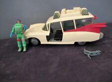 Ancienne Grande Voiture Vintage1984  Ghostbusters Figurine Winston Zeddemore 89