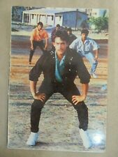 AAMIR KHAN Bollywood Actor Rare Old Post card Picture Postcard India OLD