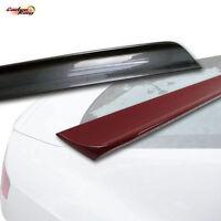 2012 Fit For Audi A4 B8 S Type 4D Sedan Rear Lip Rear Trunk Spoiler Wing PAINTED