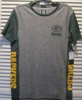 GREEN BAY PACKERS MENS SHORT SLEEVE T-SHIRT BRAND NEW WITH TAGS SIZE S