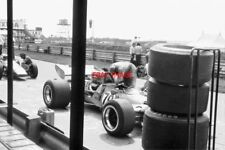 PHOTO  THIS IS PRACTICE DAY FOR THE KODAK SUPER 8 TROPHY THRUXTON 8.8.70 FOR THE