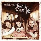 The Waifs - Brief History... (Live Recording, 2005)