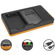 Ladegerät / Dual-Ladegerät EN-EL5 für Nikon Coolpix P3, P4, P80, P90, P100, P500