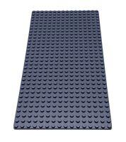 Lego 32x16 Stud Dark Grey Base Plate 2748 New 4269651
