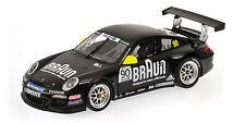 Porsche 911 Gt3 VIP Braun Porsche Supercup 2010 1:18 Model 100106990 MINICHAMPS