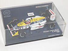 1/43 WILLIAMS HONDA FW11B 1987 Stagione Nigel Mansell