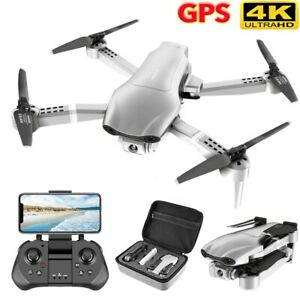 Drone GPS 4K 5G WiFi live video FPV  4K/1080P HD Wide Angle Camera