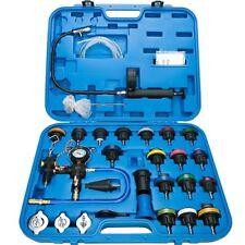 28Pcs Car Radiator Pressure Tester Vacuum Type Cooling System Refill Kit