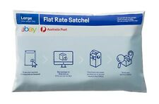 Australia Post eBay Flat Rate Satchel Large (10 bag pk)
