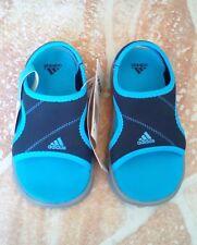 Adidas Akwah 7 Baby Badeschuhe Gr.24 blau Sandalen Kinderschuhe Wasserschuhe