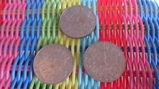 3   1977  commerative  canadian coins