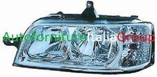 FARO FANALE PROIETTORE ANTERIORE SINISTRO SX H7-H1 FIAT DUCATO 02>06 2002>2006