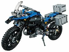 LEGO TECHNIC 42063 BMW R1200GS LIQUID COOLED, BUILD YOUR OWN MODEL