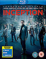 Inception [Blu-ray] [2010] [Region Free], DVDs