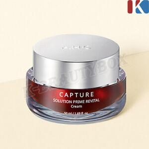 AHC Capture Solution Prime Revital Cream 50ml Moisturizing Cream Korea Cosmetics