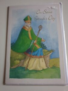 on saint patick's day card free post