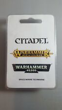 Warhammer 40k: Techmarine NIB (Resin)