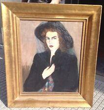 Gorgeous, Emile Henri BERNARD (1868-1941) (Attrib)French painter - Oil on canvas