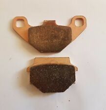 BP016 REAR  BRAKE PADS BASHAN BS250S-11B 250CC ROAD LEGAL QUAD BIKE