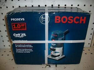 Bosch PR20EVS 1HP Colt Vari-Speed Electronic Palm Router