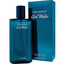 Davidoff Cool Water 125ml Edt Spray Vapo PROFUMO ORIGINALE Senza La Scatola