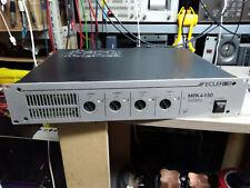 Ampli Ecler 4 cannaux MPA-150  4x150W