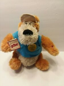PBC Musical Smile Club Singing Teddy Bear Plush Plays When Your Smiling