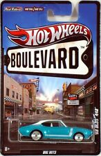 Hot Wheels Boulevard Series '68 Olds 442 1:64 Diecast