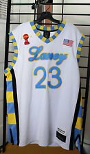 Michael Jordan Jersey Vintage Rare Laney School Yard Legends-LIMITED EDITION-
