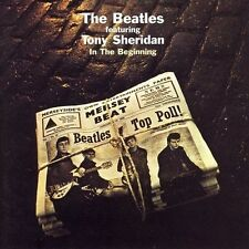 BEATLES -  Early Tapes (CD, Oct-2000, Polydor) TONY SHERIDAN