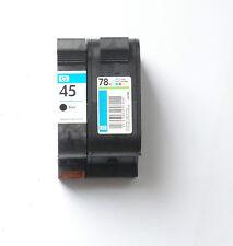 für HP 45 & 78 Druckerpatrone für Deskjet 930 930C für HP45