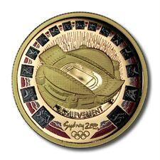 Australia Sydney 2000 Olympics $100 Gold Proof Coin