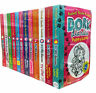 Rachel Renee Russell Dork Diaries Collection 12 Books Set Puppy Love,Drama Queen