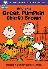 It's the Great Pumpkin Charlie Brown DVD - Halloween! New!