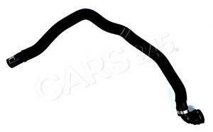 Genuine AUDI A6 Coolant Hose With Quick Release Coupling 4F0121109F
