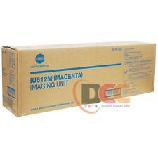 IU612M KONICA MINOLTA MAGENTA IMAGING UNIT FOR BIZHUB C452 C552 C652 A0TK0ED