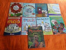 Picture Books (Lot 9 PB) Issued by Cherrios, Micawber, Peeny Butter Fudge,