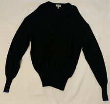 Kenzo Womens Black Sweater Size Xs