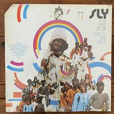 SLY & THE FAMILY STONE LP A Whole New Thing Epic EXC