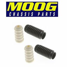 For VW Jetta Pair Set of 2 Rear Shock Bellows & Bumper Kits Moog K90466