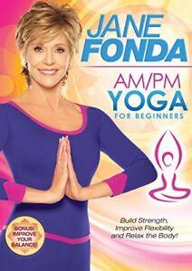 Jane Fonda AM/PM Yoga [DVD][Region 2]