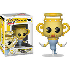 Cuphead - Legendary Chalice Pop! Vinyl Figure NEW Funko