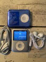 Apple iPod Nano 3rd Generation 8GB SILVER REFURBISHED BUNDLE