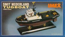 IMEX 1:200 Smit Nederland Tugboat Plastic Model Kit #890