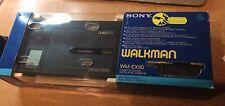sony walkman cassette player  WM-EX90