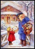 Chart Needlework - Counted Cross Stitch Patterns - Merry Christmas 3