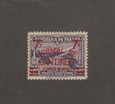 Panama C53A - Airmail Overprint. Used.   #02 PANC53A